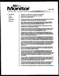 Monitor Newsletter May 03, 2004