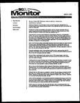 Monitor Newsletter June 21, 2004
