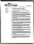 Monitor Newsletter August 02, 2004