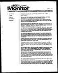 Monitor Newsletter August 30, 2004