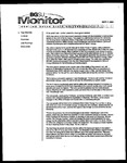 Monitor Newsletter September 07, 2004