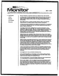 Monitor Newsletter September 13, 2004