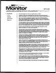 Monitor Newsletter September 20, 2004