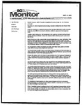Monitor Newsletter September 27, 2004