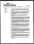 Monitor Newsletter December 20, 2004