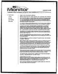 Monitor Newsletter February 28, 2005