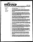 Monitor Newsletter March 07, 2005