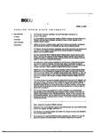 Monitor Newsletter April 11, 2005