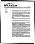 Monitor Newsletter June 20, 2005