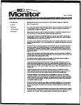 Monitor Newsletter July 18, 2005