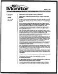 Monitor Newsletter August 08, 2005