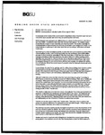 Monitor Newsletter August 15, 2005