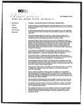 Monitor Newsletter September 20, 2005