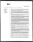 Monitor Newsletter September 25, 2006