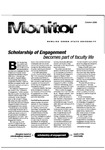 Monitor Newsletter Monthly, October 2006