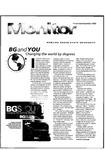 Monitor Newsletter Monthly, November/December 2006