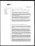 Monitor Newsletter November 06, 2006