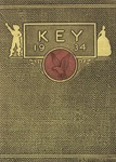 The Key 1934 by Bowling Green State University