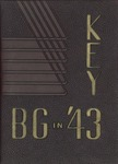 The Key 1943 by Bowling Green State University