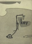 The Key 1954 by Bowling Green State University
