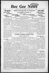 Bee Gee News January 15, 1936
