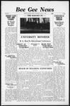 Bee Gee News July 1, 1936