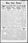 Bee Gee News October 21, 1936