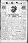 Bee Gee News November 25, 1936