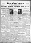 Bee Gee News February 5, 1941