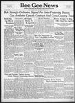 Bee Gee News April 2, 1941