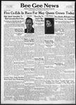 Bee Gee News April 23, 1941