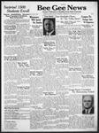 Bee Gee News September 24, 1941
