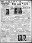 Bee Gee News October 1, 1941
