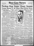Bee Gee News November 19, 1941
