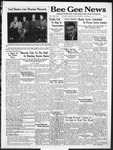 Bee Gee News December 3, 1941