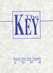 The Key 1994 by Bowling Green State University